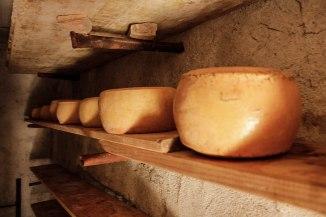 Italian Cheese Cave